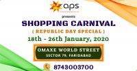 Faridabad Shopping Carnival