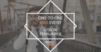 Access MBA is coming to Lisbon!