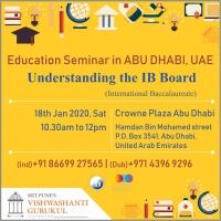 Understanding the IB Board