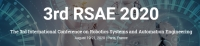 2020 The 3rd International Conference on Robotics Systems and Automation Engineering (RSAE 2020)