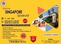 Seminar on Study in Singapore