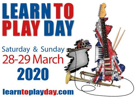 Learn to Play Day 2020 is coming to Lincolnshire, Lincolnshire, United Kingdom