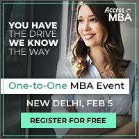 Explore a wide variety of top MBA programmes in New Delhi on February 5th