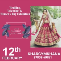 The Fashion Junction in Mumbai - BookMyStall