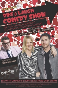 ValenDine Comedy Show and Dinner