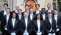 2020 Yale Whiffenpoofs