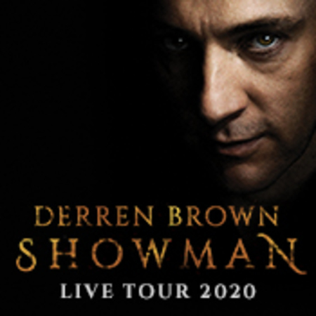 Derren Brown - Showman, Southend-on-Sea, England, United Kingdom