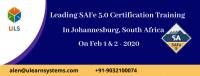 Leading SAFe 5 Certification Training | Scaled Agile Framework Training in Johannesburg