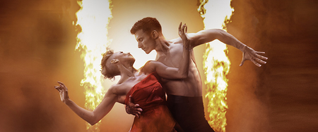 Firedance with GORKA MARQUEZ & KAREN HAUER, Southend-on-Sea, United Kingdom