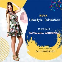 Reva - Premium Lifestyle Exhibition in Vadodara - BookMyStall