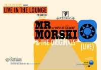 Mr. Morski and The Originals - Live in the Lounge - Free Entry