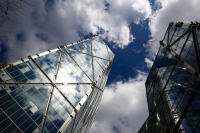 The Broadgate Tower Run Up 2020