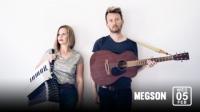 Megson: Award Winning Folk Live at Half Moon Putney Wednesday 5th February