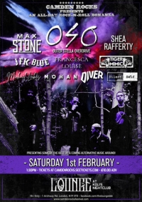 Camden Rocks All-Dayer w/ Outer Stella Overdrive at The Lounge