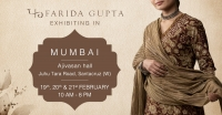 Farida Gupta Mumbai Exhibition (Santacruz)