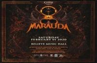Marauda | IRIS ESP101 Learn to Believe | Saturday February 1