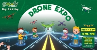 Drone expo – Experience As Many Drones As You Can