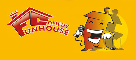 Funhouse Comedy Club - Comedy Night in Ashby-de-la-Zouch Mar 2020, Ashby-de-la-Zouch, Leicestershire, United Kingdom