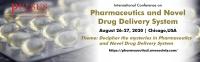 International Conference on Pharmaceutics and Novel Drug Delivery System