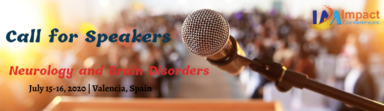 2nd International Summit on Neurology and Brain Disorders   Impact Conferences, Valencia, Spain