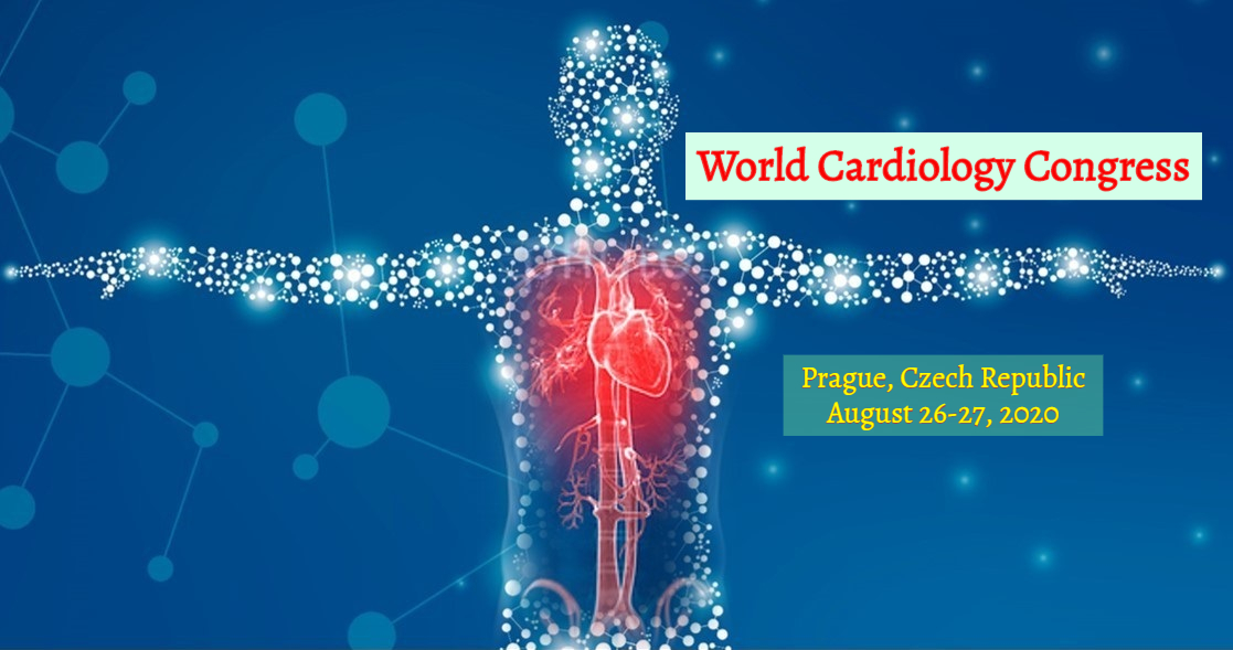 World Cardiology Congress, Prague, Středocesky kraj, Czech Republic