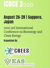 2020 3rd International Conference on Bioenergy and Clean Energy (ICBCE 2020)