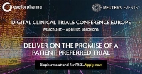 The Digital Clinical Trials Conference Europe