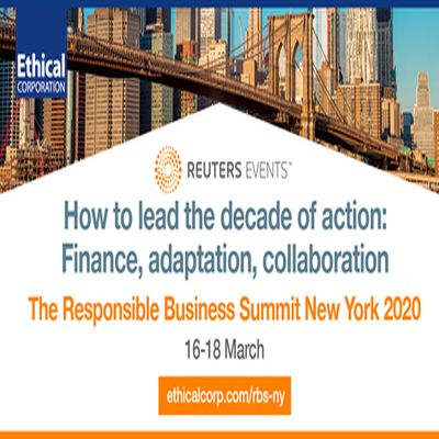 The Responsible Business Summit New York 2020, Brooklyn, New York, United States