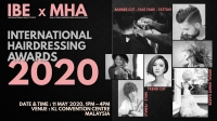IBE International Hairdressing Awards 国际美发大赛2020
