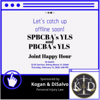 SPBCBA's YLS and PBCBA's YLS Joint Happy Hour