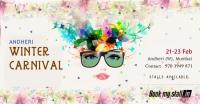 The Winter Carnival at Andheri West, Mumbai - BookMyStall
