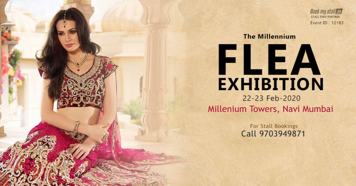 The Millennium Flea Exhibition at Mumbai - BookMyStall, Mumbai, Maharashtra, India