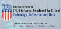 The TID Advanced Forum on CFIUS and Foreign Investment 2020