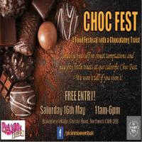 Choc Fest at Blakemere Village