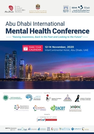 Abu Dhabi International Mental Health Conference 2020, Abu Dhabi, United Arab Emirates