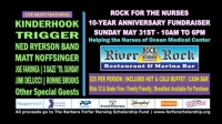 Rock for the Nurses 10-Year Anniversary Fundraiser