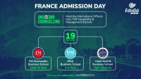 France Admission Day - One On One Counselling