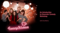 An Introduction to Character Comedy Workshop