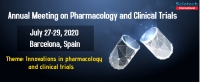 Pharmacology Conferences