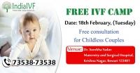 FREE IVF CAMP in Rewari