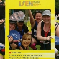 Institute of Sport, Exercise and Health (ISEH) 5K and 10K - Sunday 28 June 2020