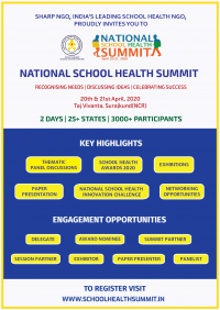 National School Health Summit