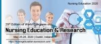 29th Edition of World Congress on  Nursing Education & Resea