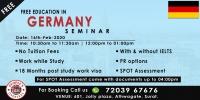 Free Study in Germany Seminar in Surat