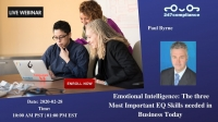 Emotional Intelligence: The three Most Important EQ Skills needed in Business Today