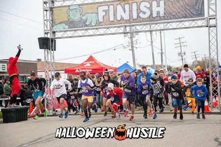 Halloween Hustle 5K Palatine, Palatine, Illinois, United States