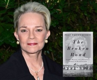 Peggy Wallace Kennedy author of the Broken Road