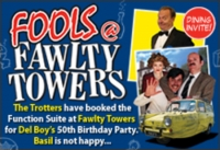 Fools @ Fawlty Towers Southend on Sea 04/04/2020