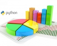 Quantitative Data Management Analysis and Visualization using Python
