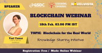 FREE Webinar on Blockchain and it's Effectiveness by NovelVista